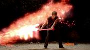 703 Тренировка с Огненным Сокрушителем