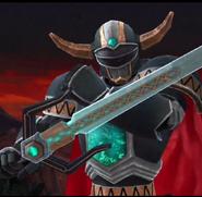 Legacy Wars Magna Defender Victory Pose