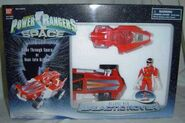 Red Galactic Rover