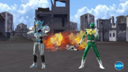 DragonRanger & Kamen Rider Cross-Z Charge SuperSkill