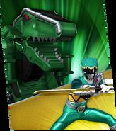 Raptor Zord Megazord Madness