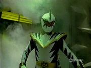 White Ranger Clone first appearance