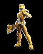 Yellow Miniforce X Ranger