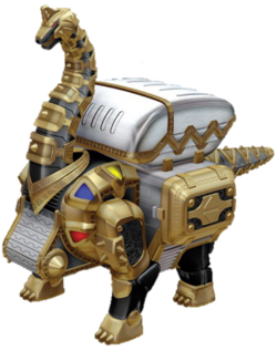 Brachiozord Dino Thunder