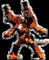 Dinomaru Humanoid
