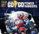 Go Go Power Rangers Issue 1