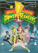 Mighty Morphin Power Rangers Season 2 Vol. 2