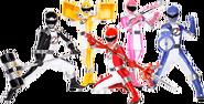 Power Rangers Operation Overdrive (Team)