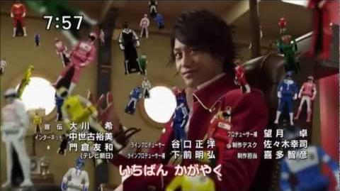 Super Sentai Hero Getter MV -Version 2-