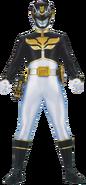 Black Megaforce Ranger