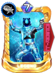KogumaSkyBlue Card in Super Sentai Legend Wars