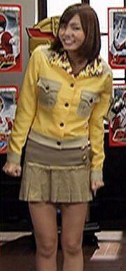 Moune as Natsuki