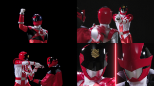 SentaiHandOff Kyuuranger and Lupinranger VS Patoranger