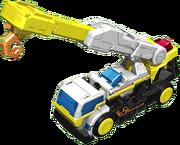 Trigger Machine Crane Attack Mode