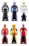 Legendary Extra Ranger Keys