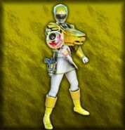 Super Gosei Yellow (Dice-O)
