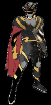 Black Solar Ranger