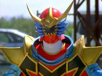 Red Dragon Fire Ranger