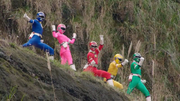 PRSM - Turbo Rangers