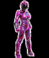 Pink Zordon Morphin Ranger
