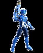 Blue Miniforce X Ranger