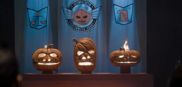 Jack-o'lantern Judges