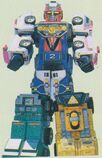 Rescue Turbo Megazord