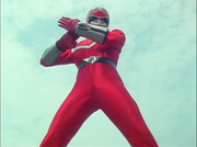TimeRed Gaoranger vs. Super Sentai