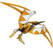 Dino Thunder Pterazord