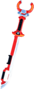 KSL-Lupin Sword (Magic Hand Mode)