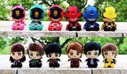 LvP dolls
