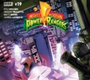 Mighty Morphin Power Rangers (Boom! Studios) Issue 19