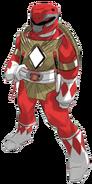 Tmnt raphael red ranger