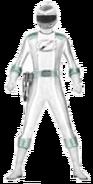 White Overdrive Ranger