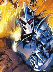 Boom Dark Blue Ranger