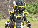Barbaric Officer Chirakashizky