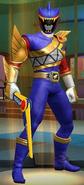 Dino Charge Dark Ranger in Legacy Wars