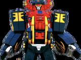 PaleoMax Megazord