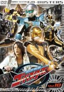 Go-Busters DVD Vol 10