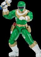 Legacy Green Zeo Ranger