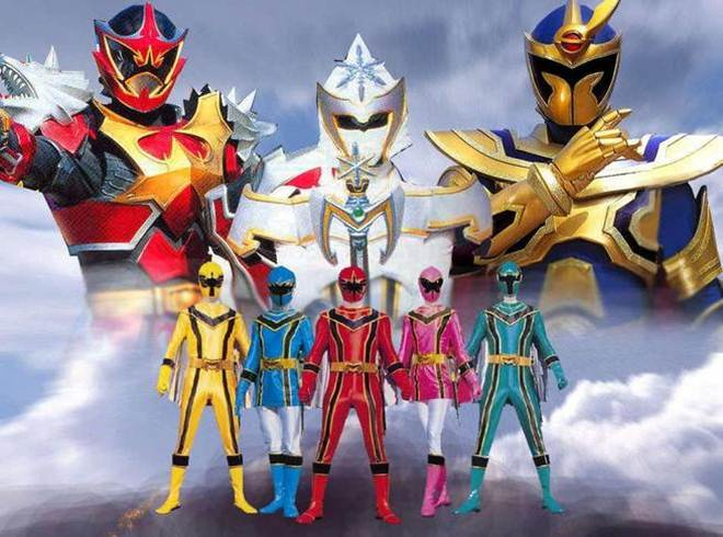 Power Rangers Mystic Force Movie In Hindi