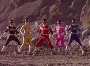 Space Rangers - new