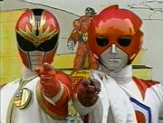 RyuuRanger and Battle Japan