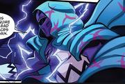 Violet-blue error