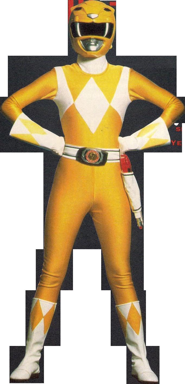 image - mmpr-yellow | rangerwiki | fandom poweredwikia