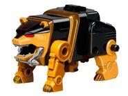 Yellow Bear Ninjazord Legacy