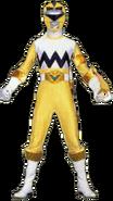 Yellow Galaxy Ranger