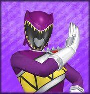 Kyoryu Violet female (Dice-O)