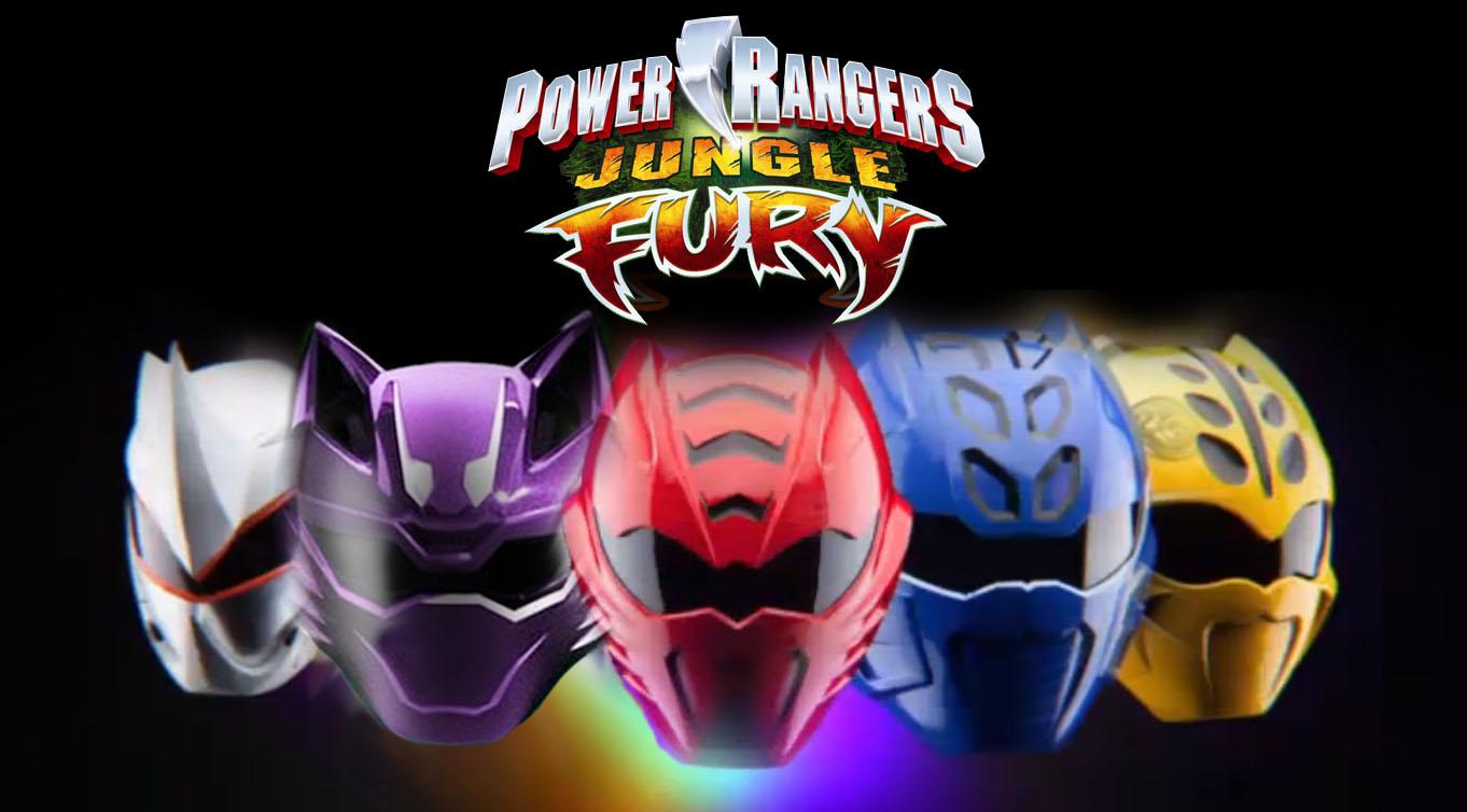 Power Rangers Furia Da Selva Power Rangers Brasil Wiki Fandom