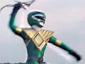 Green Mutant Ranger